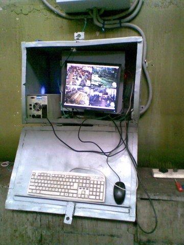 Сервер видеонаблюдения своими руками