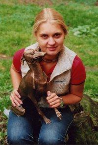 Ольга Сагаконь