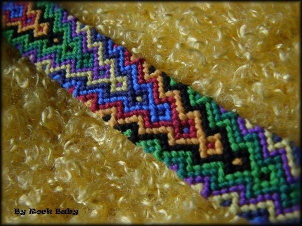 брелки плетение из мулине - Вязание.