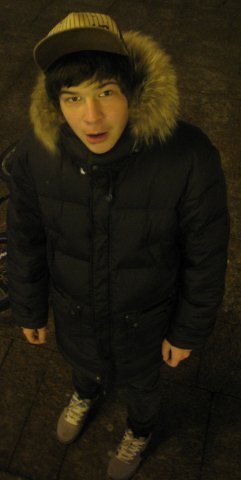 Deggy Rowlands, Москва - фото №29