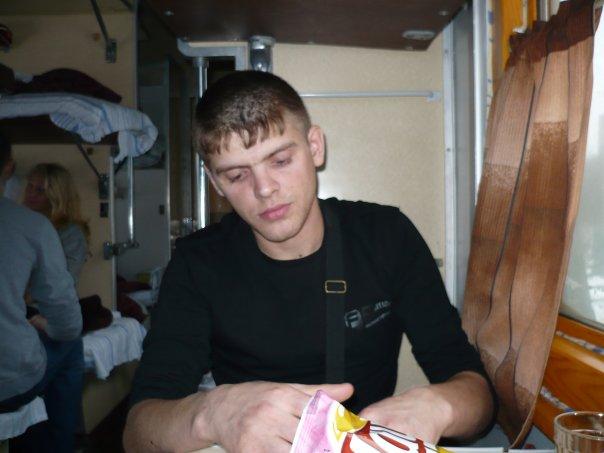 Dima, 35, Porosozero