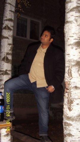 Saurav Shinde: Na ulitse