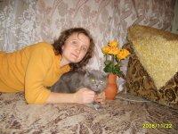 Лариса Зайцева, 30 апреля 1990, Москва, id32991670