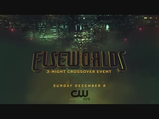 DCTV Crossover Teaser #3 Elseworlds Promo- The Flash, Supergirl, Arrow Crossover