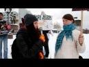 Животные - не одежда. Антимеховой марш. Екатеринбург 2014