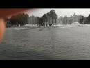 Поющие фонтаны в Парке Горького