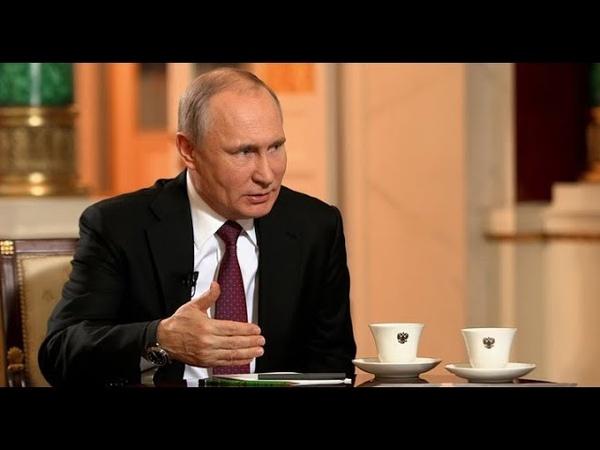 Эпизод из интервью Путина вызвавший шквал пророссийских настроений в Германии