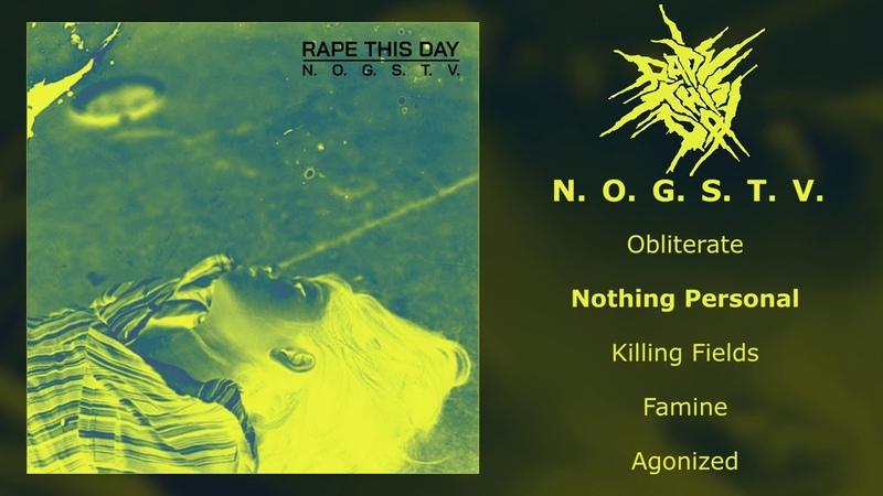 Rape This Day - N.O.G.S.T.V. FULL EP (2018 - Grindcore / Deathgrind)