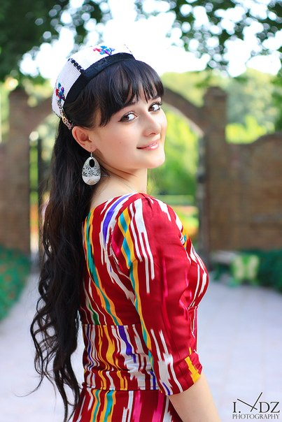 Фото узбекских девушки