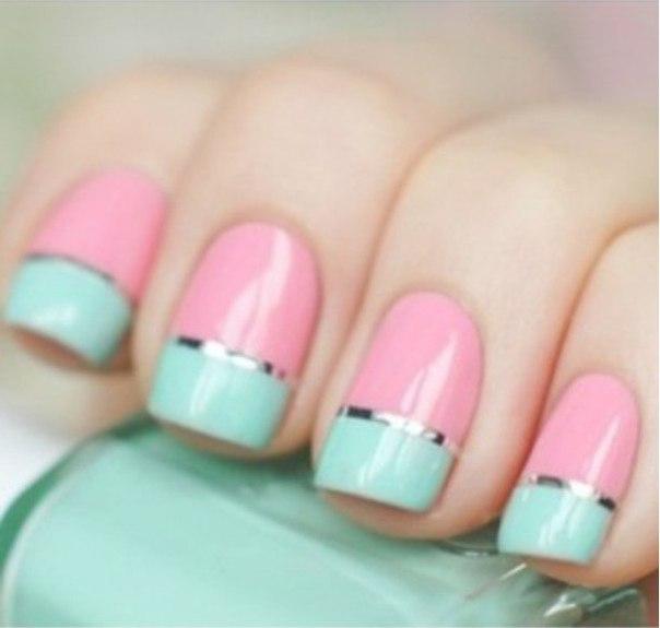 Красивые ногти vk