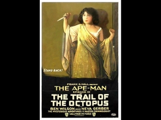 Trail Of Octopus (1919) - Chapter 14 - House of Shadows
