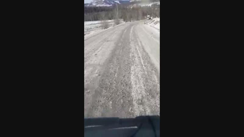 Дорога до Закаменска