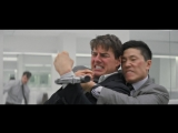 Mission Impossible - Fallout - CLIP - Bathroom Fight