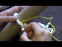 Peyote Stitch Tutorial Part 1