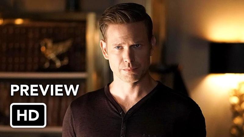 Legacies 1x07 Inside Death Keeps Knocking On My Door HD Mid Season Finale The Originals spinoff