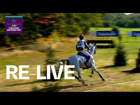 RE-LIVE | Cross Country | Boekelo (NED) | FEI Eventing Nations Cup™