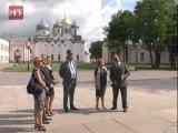 Новгородскую область посетила советник Президента России Александра Левицкая