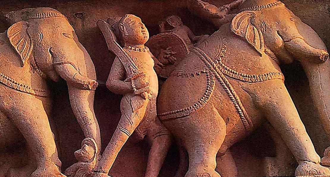 Слоны индийцев
