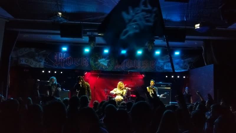 14 Дом ветров - Кошка и дракон, Rockhouse, Москва, 07.10.18