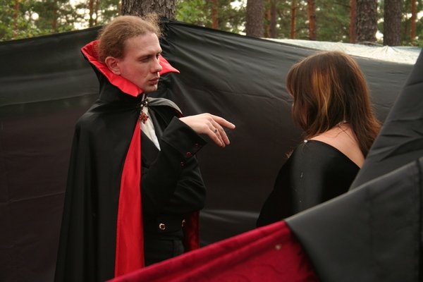 Сшить плащ вампира своими руками 183