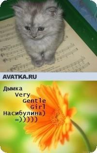 Дымка Насибулина