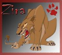 Zira Львица