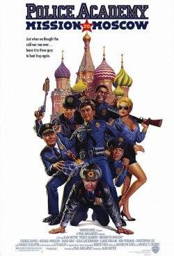 Loca Academia de Policía 7: Misión en Moscú HD