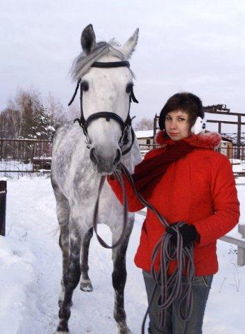 Наше увлечение - лошади - Страница 3 X_64b69e6e
