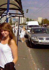 Оленка Сарвадій, Киев