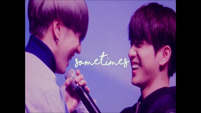 Jingyeom 'true love' ♡ 1 year with my noodle bro uwu
