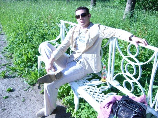 Владимир Тарасов Мамба