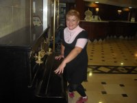 Elvira Chilimoniuk, Luhansk