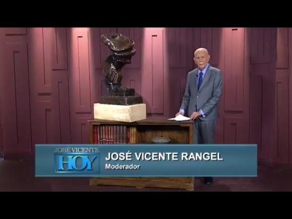 Vídeo José Vicente HOY Entrevista a Earle Herrera y los confidenciales