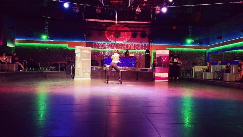 Студия танца Roxy Dance Exotic Pole Dance Отчётный концерт 2018