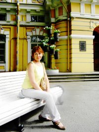 Ольга Анисимова, 12 июля 1965, Санкт-Петербург, id14819884