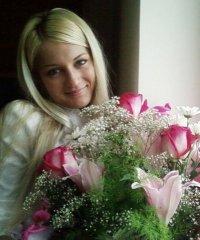 Ольга Никитина, 15 апреля 1989, Санкт-Петербург, id15227797
