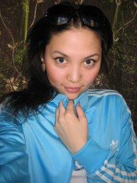 Анара Дайдыкенова, 3 февраля , Брянск, id93057895