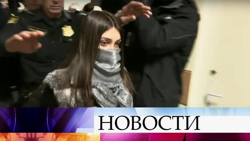 Мару Багдасарян вновь задержали за вождение автомобиля без прав.
