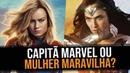CAPITÃ MARVEL VS. MULHER MARAVILHA | ParódiasTNT