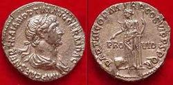 Древнеримские женщины-богини, монеты, Провиденция