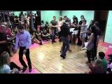 1-й Новогодний Бачата-батл. 27.12.2013. Школа танцев DanceFirst. Часть 3