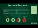 Арсений Ягодкин. Луки-Энергия - Псков-747 (1:0) / 29.07.2018