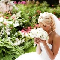 Фото букетов невесты из лилий