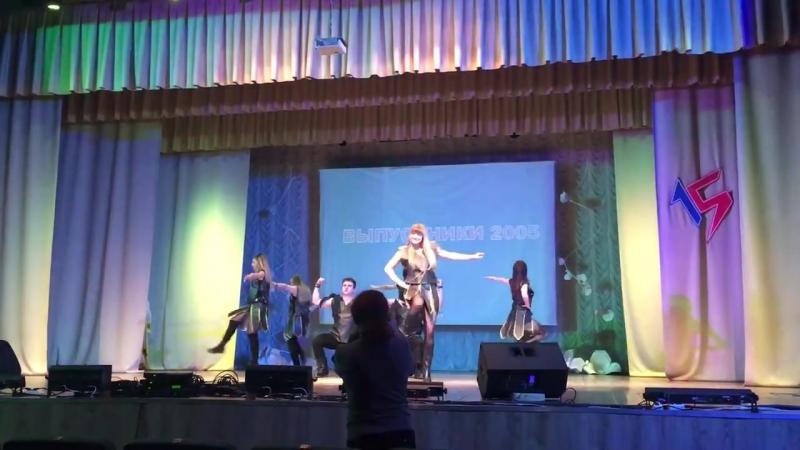 Империя Танца Руслана Дикие танцы