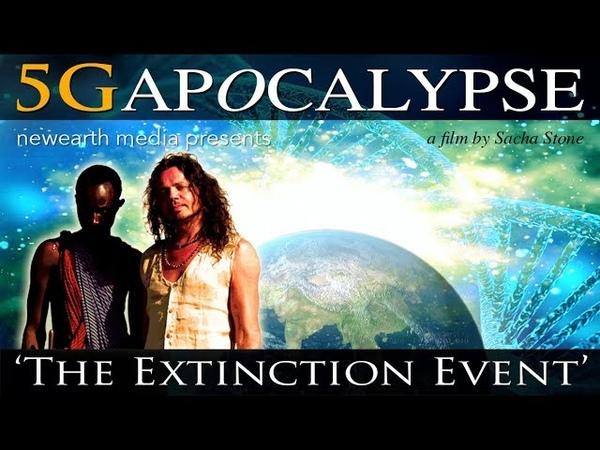 5G APOCALYPSE - THE EXTINCTION EVENT