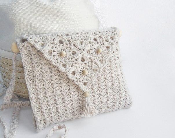 Летняя сумочка Автор: Надежда
