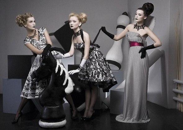 ...это лучшие модели одежды,что я видела.  Настолько женственно!Класс!