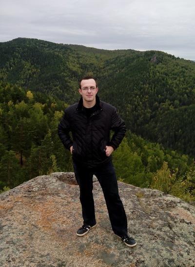 Илья Заводунов, 23 июля 1989, Красноярск, id100735095