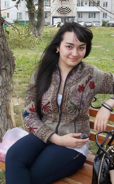 Зарина Фатуллаева, 4 сентября 1995, Томск, id124451216