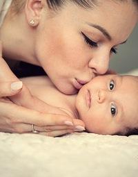 фото детки и мамы
